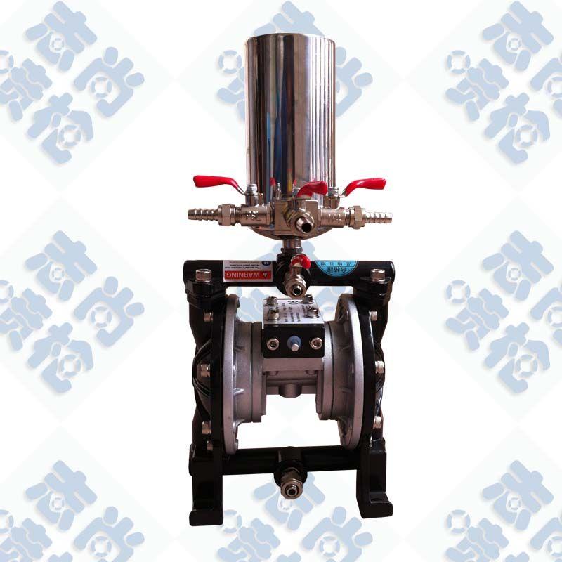 A15气动双隔膜泵