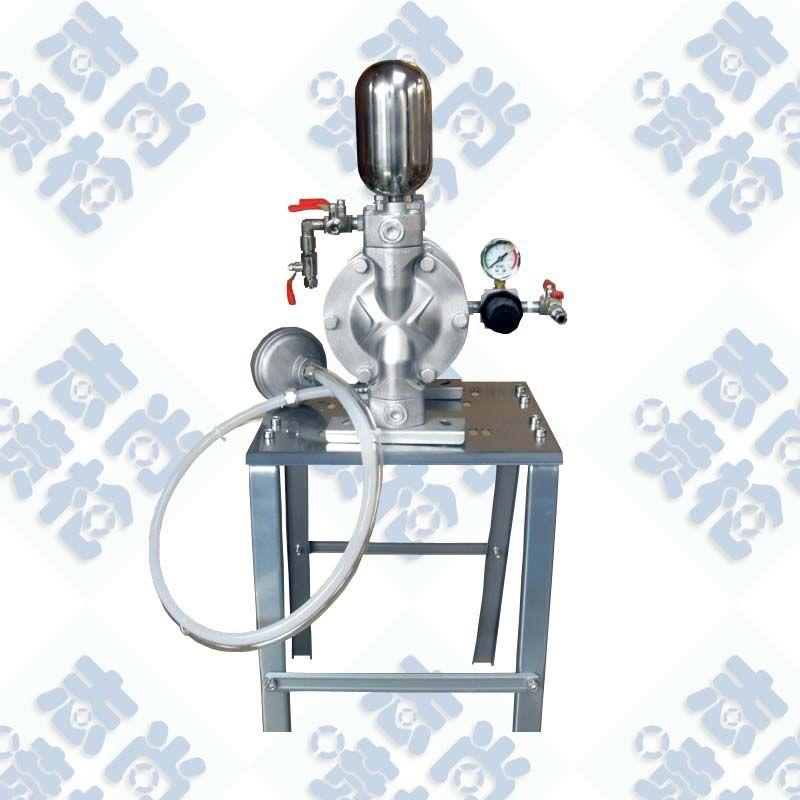 带支架3分气动隔膜泵