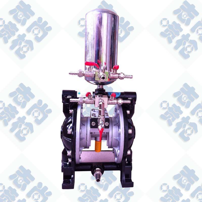 台湾进口4分气动隔膜泵A20