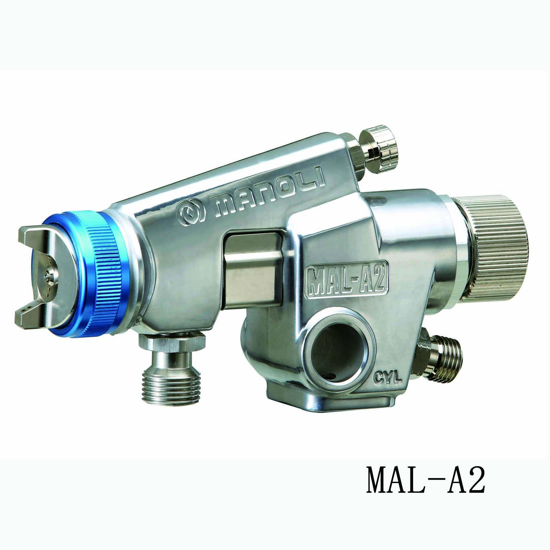 低压自动喷枪MAL-A2 皮革塑胶镀膜喷漆枪
