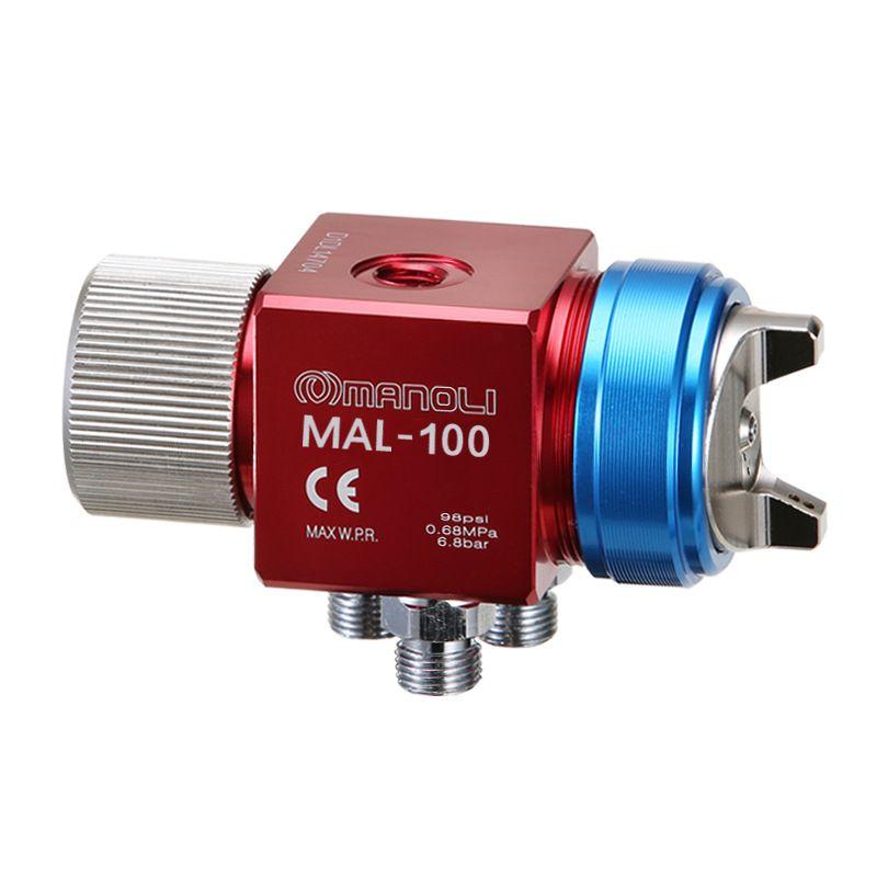 简易型自动省油漆低压喷枪MAL-100/200