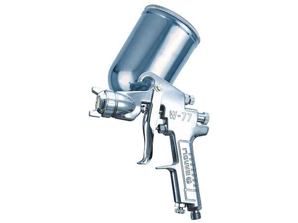 明丽手动喷枪W-77-G上壶油漆喷漆枪