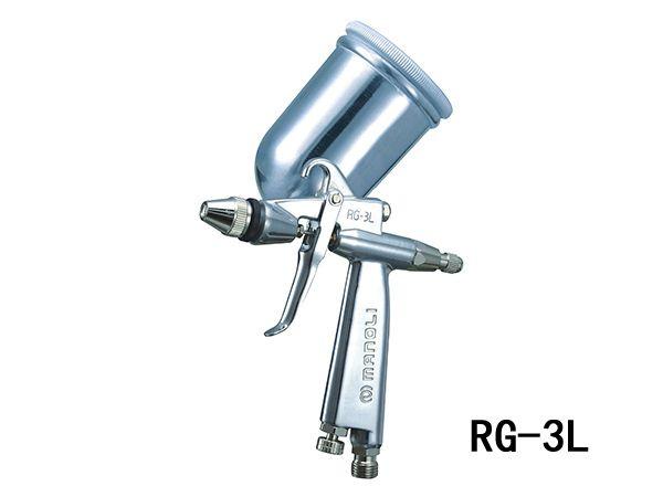 台湾进口明丽小型手动低压修补喷枪RG-3L