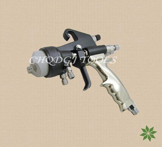 手动双头喷枪PE001 纳米喷镀喷枪